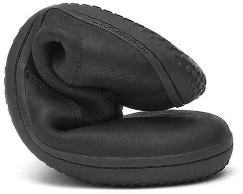 Vivobarefoot Gobi II Leren Schoenen Heren, black hide